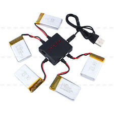 3.7V 5 in 1 Lipo Battery USB Charger for SYMA X5C-1 X5C X5 RC Drone Quadcopter