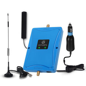 Cell Phone Signal Booster 850/1900MHz Verizon AT&T GSM 3G Voice Call For Car Use