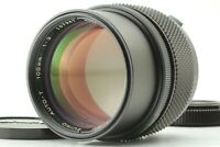 【EXC+++】 Olympus OM System Zuiko Auto-T 100mm F2 Lens from Japan #253