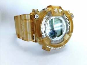 Rare G-Shock Casio Dw-9900 Titanium Frogman WCCS Coral Reef Conservation