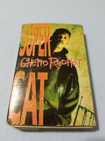 Super Cat Ghetto Red Hot Cassette tape Single played tested