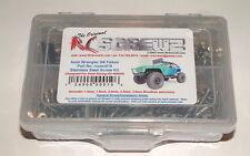 AXIAL RACING WRANGLER G6 FALKON RC SCREWZ SCREW KIT STAINLESS STEEL AXI019