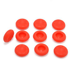 10 x Rubber Thumb Stick Cover Grip For Sony PS3 PS4 XBOX One Analog Controller
