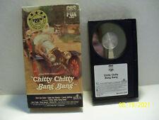 BETAMAX Chitty Chitty Bang Bang Dick Van Dyke Beta USED Video Tape NOT VHS