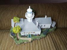 Harbour Lights Seahorse Key Lighthouse Cedar Keys, Fl#268 -3860/8000 2001