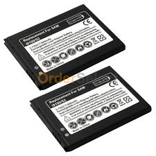 2 Replacement Phone Battery for Samsung EB-L1A2GBA i777 t989 Galaxy S2 50+SOLD