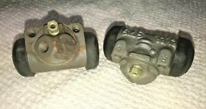WHEEL CYLINDER RAMBLER AMERICAN I.H.C.RIGHT & LEFT FRONT 1950 1968  DELCO  REBLD