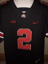 NWT Ohio State Chase Young Blackout Jersey Large Free Shipping