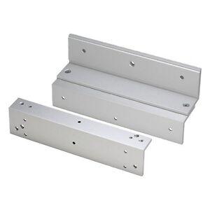 Z & L brackets for SR1-MAG-600 also fits 10001 maglock, Z and L
