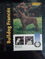 Libro Bulldog francés.