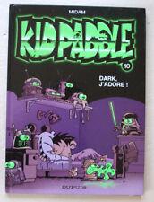 Kid Paddle T 10 Dark, j'adore ! MIDAM éd Dupuis aout 2005