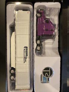 Tonkin Replicas Freightliner Prime Sleeper W/ Refer Trailer 1:53 Scale Diecast