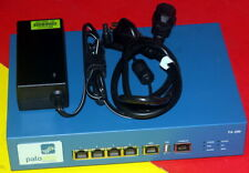 PA-200 PALO ALTO NETWORKS PA200 ENTERPRISE FIREWALL With AC Adapter 3xAvailable