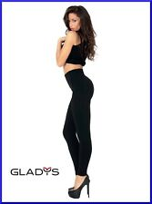 Leggings leggins da donna GLADYS in cotone pancia piatta estivi eleganti fuseaux
