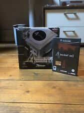 Nintendo GAMECUBE LIMITED Resident Evil 4 completo - RARO - Ottime Condizioni