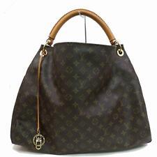 Authentic Louis Vuitton Hand Bag Artsy GM M40259 Browns Monogram 328520