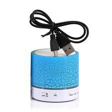 1X Subwoofer De Color De Cinco Mini Inalámbrico Bluetooth Altavoz líneas de datos libre Universa