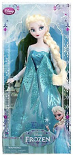 Disney Store ELSA Classic Dolls-12'' Frozen - BRAND NEW - Fast Shipping