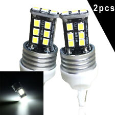 2*Canbus  White T20 7443 7440 Bulb LED Turn  Signal Daytime DRL Light