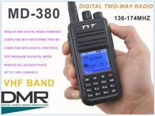 TYT TYTERA MD-380 Handheld Analog+Digital Radio (UHF model; covers 70m Ham Band)