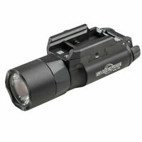 SureFire X300 Ultra X300U-B High Output 1000 Lumen LED WeaponLight Black