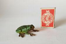 vintage FROSCH Frog WIENER BRONZE Bergmann ???