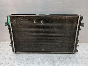 AUDI TT MK1 8N 1.8 PETROL MANUAL RADIATOR RAD PACK COOLING FAN 1J0121207M