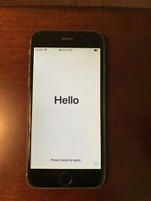 Apple iPhone 6 - 64GB - Space Gray (Unlocked) A1549 (CDMA + GSM) - Excellent