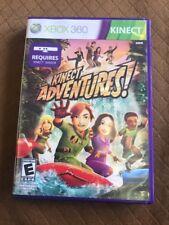 Xbox 360 Kinect Adventures Game Used Microsoft
