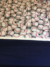 Baseball Pillow Case Standard Handcrafted Free shipping
