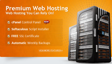 WOW!!! Unbeatable Value **12 Months** Unlimited Website Web Hosting UK Host