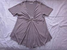 TCM Kurzarm Damenblusen, - tops & -shirts aus Baumwollmischung