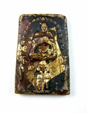 Thai Benjapakee Phra somdej wat rakang Amulet Buddha jewelry necklace Wealth