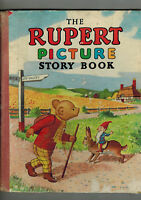 THE RUPERT PICTURE STORY BOOK - 1950s -