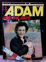 The Adam Ant Screenceen Magazine File 2. Adam and the Ants Confidential 1981. A5