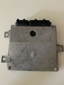Lamborghini Murcielago Gallardo 6 Speed M/T Engine ECU Control Unit # 400907557A