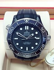 Omega Seamaster 300M 43.5mm 210.92.44.20.01.001 BOX AND PAPERWORK 2019 UNWORN
