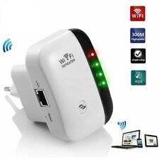 WLAN Repeater 300 Mbit/s WLAN Signal Verstärker Access Point WiFi Booster 2.4GHz