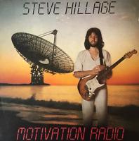 STEVE HILLAGE - Motivation Radio (LP) (G-/VG)