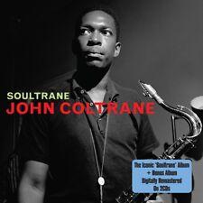 JOHN COLTRANE - SOULTRANE 2CD