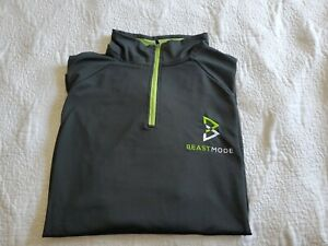 Beast Mode Original 1/4 Zip Jacket~Marshawn Lynch