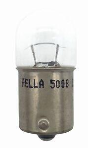 Tail Light Bulb-Turn Signal Light Bulb Hella 5008