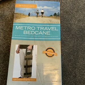 Stander Metro Bedcane  for Elderly Adults Light Weight Compact Adjustable New