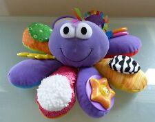 Lamaze Octopus giocattolo attività di grandi dimensioni RUMORE SUONI sviluppo BABY VIOLA