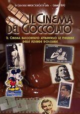 CINEMA DEL CIOCCOLATO, raccontato attraverso le figurine delle Aziende dolciarie