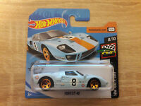 2020 Hot Wheels Hotwheels Ford GT-40 GT40 Gulf Oil - 1:64 1/64 HW Race Day 8/10