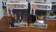 Funko Pop! Rocks: The Notorious B.I.G. with Crown #77! And with Jersey #78!