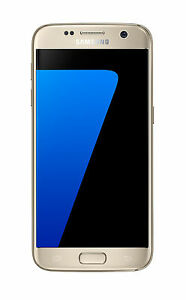 Samsung Galaxy S7 SM-G930F - 32GB - Gold Platinum (Unlocked)