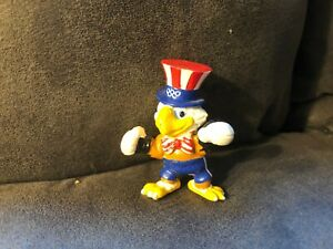 VINTAGE advertising NOS PVC FIGURE #283 - 1984 OLYMPIC EAGLE #2