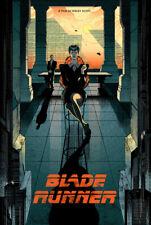 BLADE RUNNER (reg) by VICTO NGAI, Rare Limited Edition Print, NT MONDO